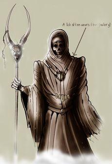 Monastic lich - GemStone IV Wiki